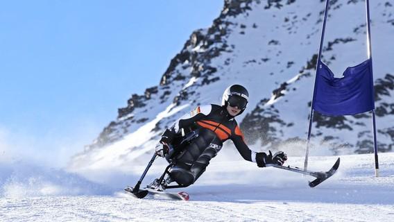 Anna Schaffelhuber gehört zu den besten Monoskifahrerinnen der Welt. Bei den Paralympics in Sotschi will sie Gold gewinnen. | © privat