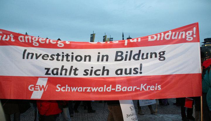 Foto: Banner Schwarzwald © gew-bw.de