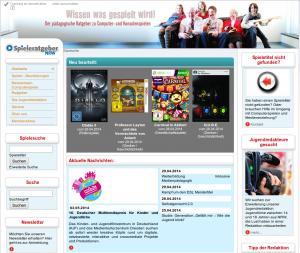 Produktbild: Spieleratgeber NRW