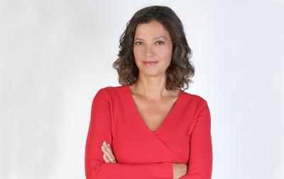 Antje Pieper Foto: ZDF / Rico Rossival